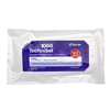 "TechniSat® Sterile Presaturated Polycellulose Wipes, 70% Ethanol, 7"" x 11"""