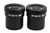 High Eyepoint Eyepiece for 7-45x Stereo Zoom Microscopes, 15x