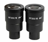 High Eyepoint Eyepiece for 7-45x Stereo Zoom Microscopes, 20x