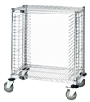 "Quantum TC-19 Modular Side-Load Tray Cart, 18"" x 30"" x 39"""