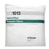 "AlphaWipe® Laundered Polyester Double-Knit Wipes, 12"" x 12"""