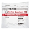 "Vectra® Quantum® Polyester Double-Knit Wipes, 9"" x 9"""