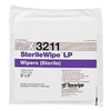 "AlphaWipe® LP Sterile Laundered Polyester Double-Knit Wipes, 9"" x 9"""