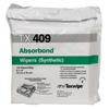 "Absorbond™ Polyester Nonwoven Wipes, 9"" x 9"""