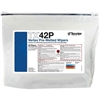 "Vertex® Polyester Presaturated Wipes, 70% IPA, 12"" x 12"""