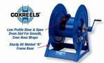 COXREELS 1185-1124- Manual Rewind Direct Crank Hose Reel (hose not included)