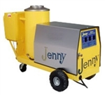 1550-C Steam Jenny 1500 PSI at 5.0GPM Pressure Washer / 110 GPH Steam Cleaner