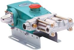 CAT Pumps - 390 - 5FR Piston, DS, 12/600, 1200 RPM, BBCP/S-Valves