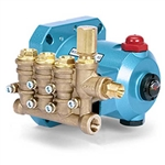 "CAT Pumps - 4DX30ER - 4DX Plunger, 3.0/2000, 3450 RPM, Hollow Elec 5/8"" Shaft, Regulator, Oil, BB"