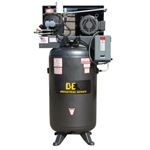 BE Pressure - AC7580S - COMPRESSOR AIR 7.5HP 80GAL