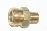 Quick Coupler Twist 1/4 MPT  x 22mm