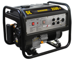BE3500PS GENERATOR, 3500G-RATED 2.8KW 160*120 AL WINDING, 2 DUPLEX