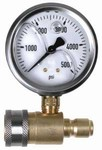 5,000 PSI Max Pressure Gauge Kit