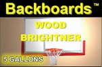 BACKBOARD,5 GALLON