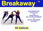 BREAKAWAY CONCENTRATED LIQUID DETERGENT - 55 GALLONS