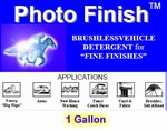 PHOTO FINISH - LOW ALKALINE DETERGENT - 1 GALLON