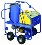 Steam Jenny ELHW-1421 110 Volt Oil Fired Hot Pressure Washer