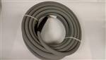HOSE HIGH PRESSURE 3/8 X 50' GRAY (4000 PSI)