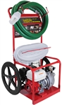 "HPFC-2065HR WATER PUMP 2""  196CC HONDA GX200  FIRE CART W/ HOSES & FITTNG"