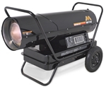 Mi-T-M Portable Heater  Kerosene Forced Air - MH-0400-0M10