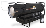 Mi-T-M Portable Heater  Kerosene Forced Air - MH-0600-0M10