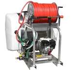 Soft Wash spray system - 100 GALLON TANK MNEQ-1003PXHGA-100