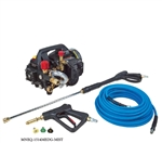 MNEQ-1514MEDG-MIST Dual Cold Water Pressure Washer