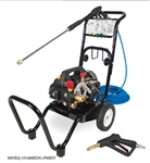 MNEQ-1514MEDG-PMIST Dual Cold Water Pressure Washer