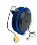 "COXREELS PC13-3512-B (with quad ""4 plug"" industrial receptacle)"