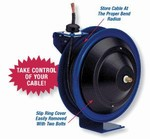 COXREELS P-WC13-3504 (with cable)