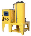 Steam Jenny SJ 100 - GES 575 Volt 3 Ph Gas Fired Steam Cleaner