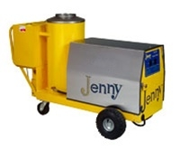Steam Jenny SJ100-OEP 110 Volt, 60 Hertz Oil Fired Steam Cleaner