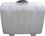 Polypropylene Tank for soft-wash - 200 gallons TNK200