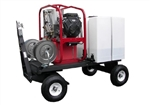 TSKDT / T185TWH / SK40004HH Hot Pressure Washer and Reels