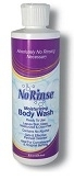 No Rinse Body Wash: 8 oz bottle **** 24 per case
