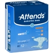 Adult Diaper Attends Bariatric 2XL - Click the picture for more product information