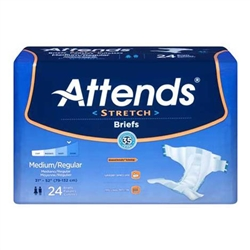 Attends Stretch Adult Diapers - Click the picture for more product information