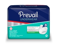 "<!010>Prevail Super Plus Protective Underwear: Small / Medium (34"" - 46"") ** 72 per case"