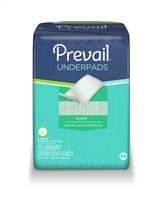 "Prevail Disposable Fluff Underpad: (23"" x 36"") ******* 150 per case"