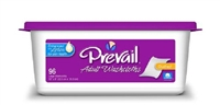 "Prevail Premium Washcloth / Wipe: 12"" x 8"" ** 576 per case"