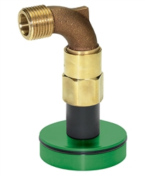 "HoseTap™ HN-R150S with HS-101 Swivel & A-BA107FM ¾""MHTx1""FHT Adapter."