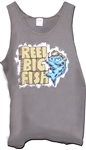 (XL only) Mean Fish Rock tank