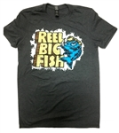 Mean Fish Rock tee - small only