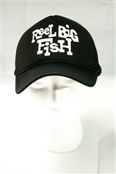 Throwback logo trucker hat
