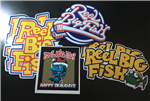 7-pack sticker bundle