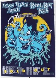 2014 Uk Tour Poster