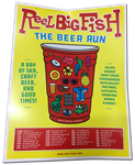 The Beer Run 2017 Tour Poster
