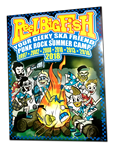 2018 Geeky Ska Friend Warped Tour Poster