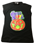 Forces of Evil - pumpkin logo WOMENS SMALL