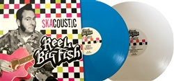 Skacoustic 2-disc blue & white vinyl LP set